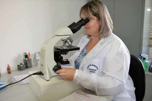Laboratório municipal de Limeira é referência para exames de papanicolau
