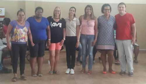 Encontro de mulheres no Jd. Eldorado aborda tema sobre os cuidados com a saúde feminina
