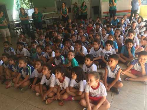 Chromebooks são entregues nas escolas da rede municipal de Cordeirópolis