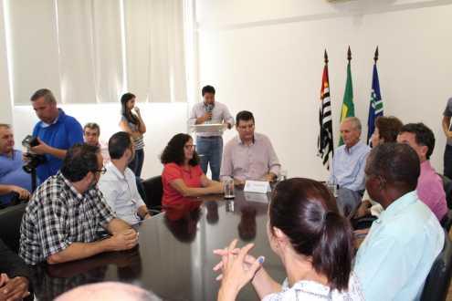 Prefeituras chegam a um acordo sobre a Rodovia Cássio de Freitas Levy