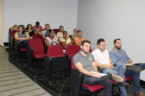 Deu inicio em Cordeirópolis a 1ª Semana da Nutrição e Alimentação Saudável