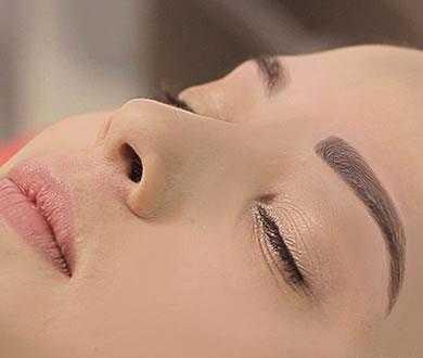 Você sabe o que é desondulação de sobrancelhas?