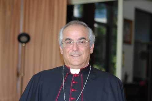 Núncio Apostólico terá encontro com várias lideranças da Diocese de Limeira