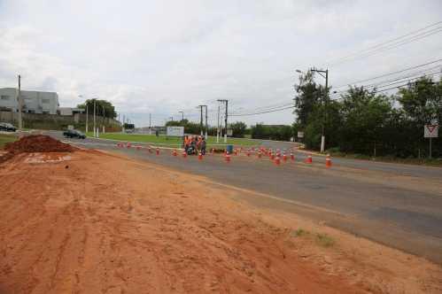 Iniciadas escavações na Via Jurandyr Paixão em Limeira