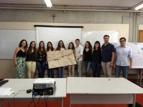 Secretária de Habitação de Limeira participa de bancas na PUC-Campinas