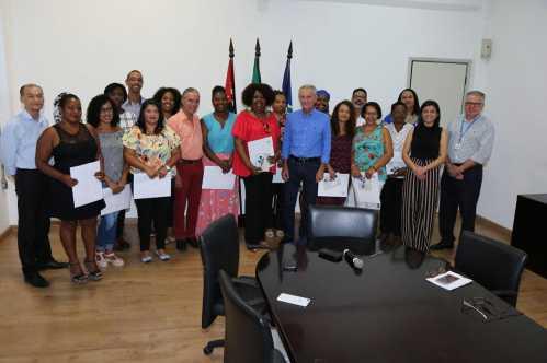 Novos membros do Comitê Técnico da Saúde da População Negra tomam posse