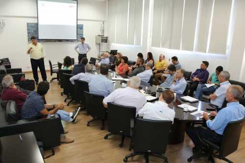 Etapas do Plano de Mobilidade em Limeira são apresentadas durante reunião