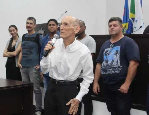 244 alunos participam de aula inaugural de Escola de Música em Cordeirópolis