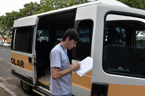Prazo para recadastramento de veículos do transporte escolar é prorrogado