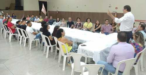 """""""Café Empreendedor"""" reúne mais de 60 lideranças empreendedoras em Cordeirópolis"""