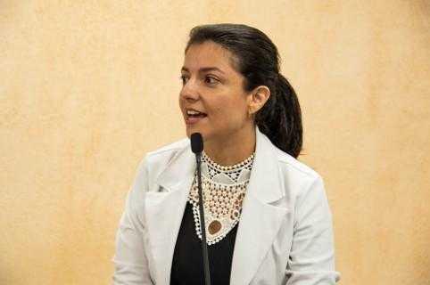 Vereadora Carolina Pontes apresenta Moção de Aplausos à Inter de Limeira