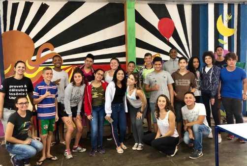 Projeto ambiental transforma escolas estaduais de Cordeirópolis