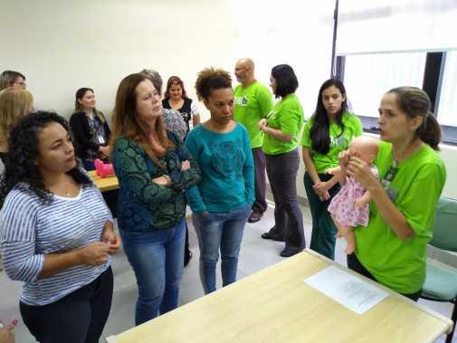 Unimed Limeira realiza programa de prevenção ao engasgo