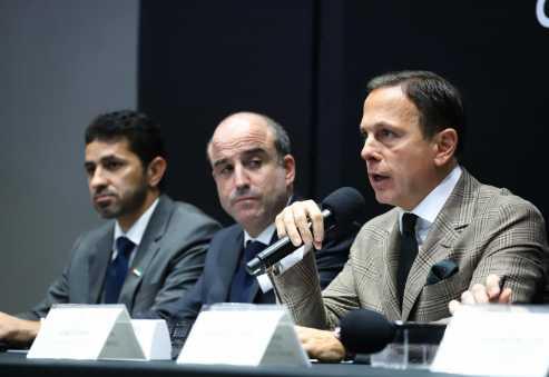 Governo de São Paulo anuncia escritório comercial em Dubai