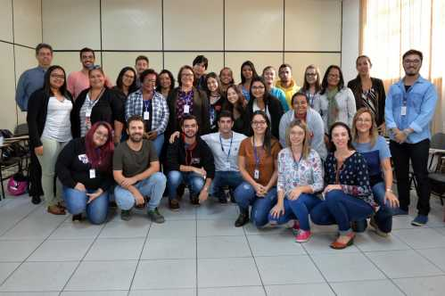 Ceprosom promove integração de novos estagiários