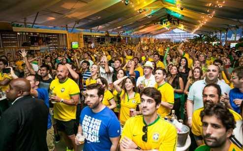 Copa América promete carnaval fora de época no Rio de Janeiro