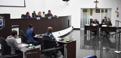 Vereadores de Cordeirópolis aprovam projetos em Sessão Extraordinária