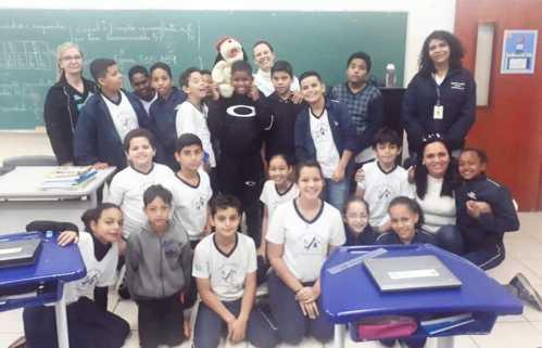 """Projeto """"Sorriso Feliz"""" retorna às escolas municipais de Cordeirópolis"""