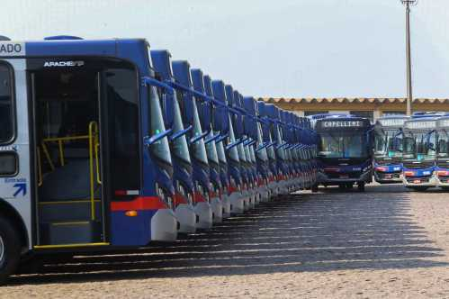 Governo de SP anuncia novos investimentos e entrega 50 ônibus da EMTU na região de Campinas