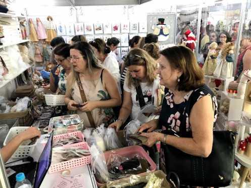 Limeira Patchwork leva 40 mil pessoas ao Shopping Nações