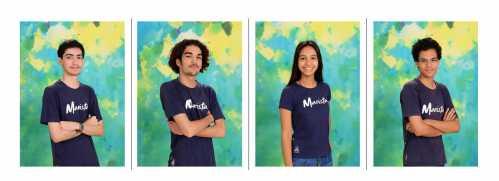 Quatro alunos de uma mesma escola de Ribeirão Preto são aprovados em curso de Medicina