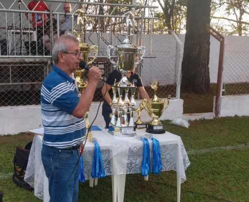 Polêmica F.C é campeão do Campeonato Municipal de Futebol Varzeano 2019