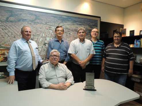 """ACIL recebe Prêmio AC Mais na categoria """"Desenvolvimento Local"""""""