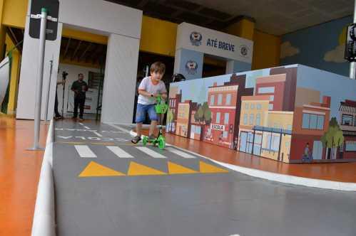 Cidade do Trânsito auxiliará trabalho de educação da Prefeitura de Limeira