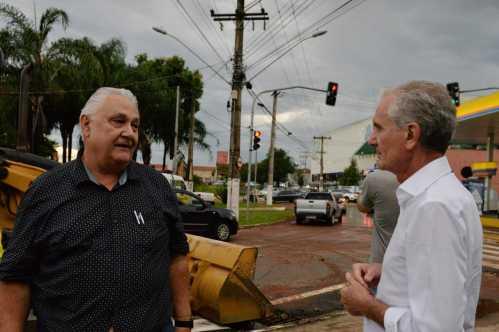 Prefeitura toma providências após forte chuva que atingiu Limeira