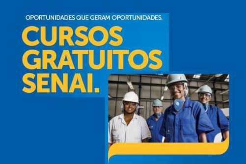 Prefeitura de Cordeirópolis abre vagas para cursos gratuitos na área de metalmecânica