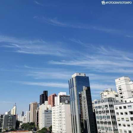 São Paulo está tendo o março mais seco em décadas