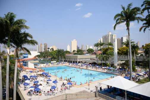A complexidade de manter saudável um parque aquático com mais de 3 milhões de litros de água