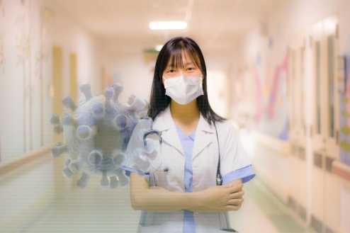 Quarentena decretada pelo Governo do Estado segura pico da pandemia e impede sobrecarga de leitos, aponta estudo