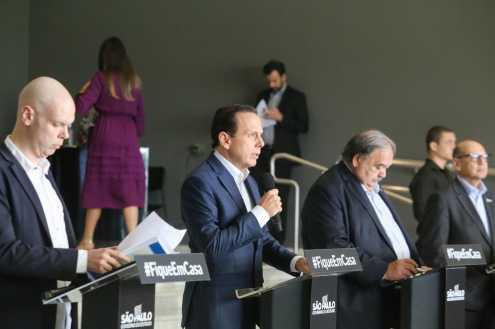 Governo de SP lança aulas em tempo real por TV aberta e celular aos 3,5 milhões de estudantes da rede estadual
