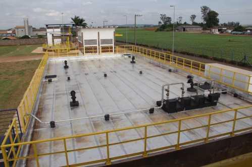 SAAE de Cordeirópolis inicia operações da nova Estacão de Tratamento de Água