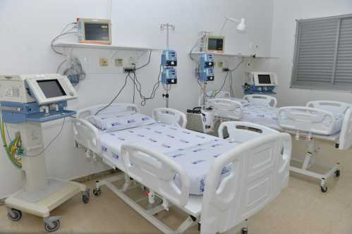 Unidade para atendimento a casos graves de coronavírus começa a funcionar na segunda (13)