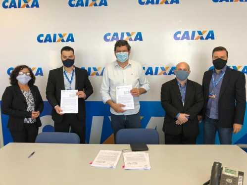Prefeitura de Cordeirópolis assina contrato para áreas de desenvolvimento e habitação