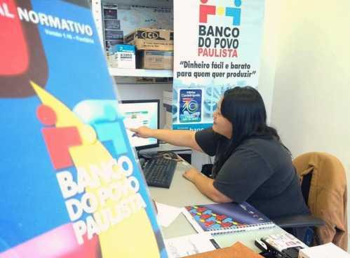Créditos de até R$ 20 mil para microempreendedores continuam disponíveis no Banco do Povo