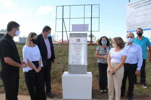 Prefeitura inaugura acesso ao bairro Jardim Paraty em Cordeirópolis
