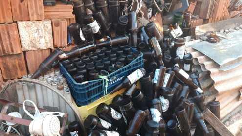 Prefeitura de Limeira faz ação de limpeza compulsória no Nova Conquista
