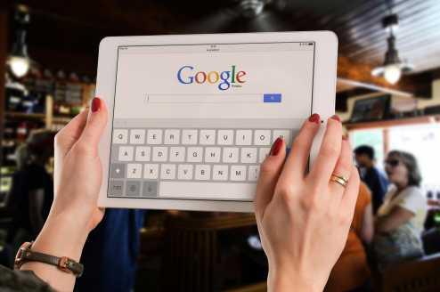Se não está no Google, não existe