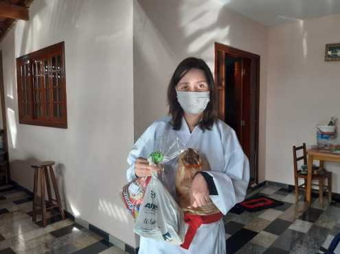 AINDA realiza festa junina virtual para os atendidos