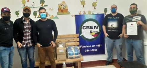 Live marca lançamento do G10 Business e beneficia entidade em Limeira