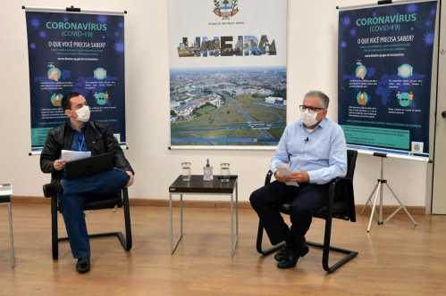 Novas medidas ampliam atendimento a pacientes de coronavírus em Limeira