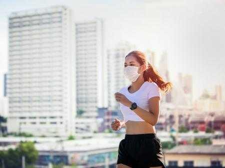 As máscaras ajudam ou atrapalham na hora do exercício físico?