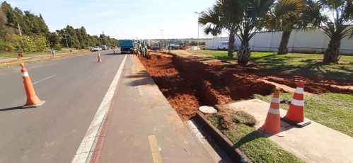 Prefeitura Limeira realiza novas ações na Guilherme Dibbern