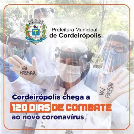 Enfrentamento da doença em Cordeirópolis conta com estruturas na saúde e medidas de apoio à população