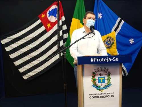 Cordeirópolis terá centro de combate ao coronavírus nos próximos dias