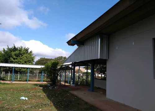 Reforma da nova sede do Cema está em fase de conclusão