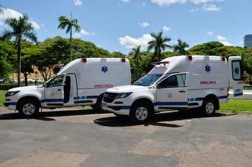Prefeitura de Limeira renova 70% da frota de ambulâncias em menos de 4 anos